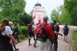Abgesagt! Konditionswanderung in Potsdam - Reise um die Welt @ Hauptbahnhof Potsdam