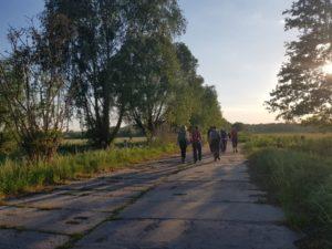 Tag des Wanderns 2019 – Sonnenuntergangswanderung @ Bahnhof Golm, Potsdam