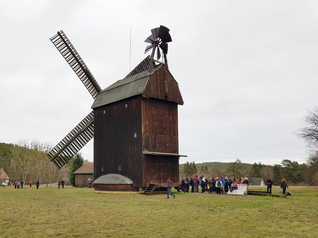 Paltrockwindmühle Langerwisch