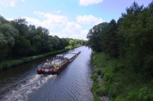 Wanderung am Teltowkanal zur Schleuse in Kleinmachnow @ Potsdam Bahnhof Griebnitzsee