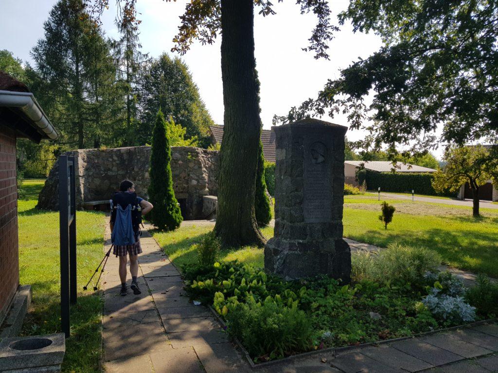 Lutherbrunnen in Dietersdorf
