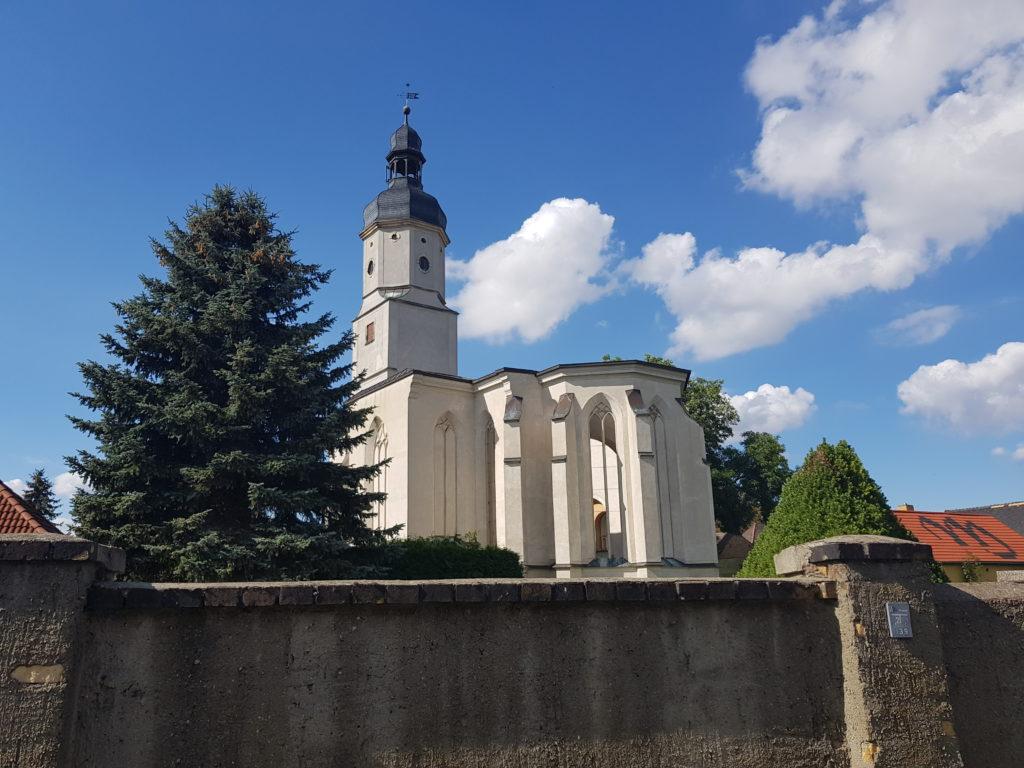 Patronatskirche Wölkau