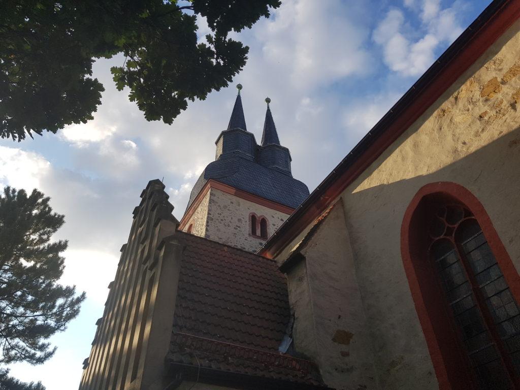 Kirche in Krostitz