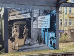 Auf den Spuren der Stammbahn in Berlin und Potsdam @ S-Bahnhof Berlin Zehlendorf