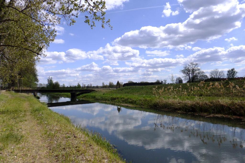 Brücke bei Liebätz