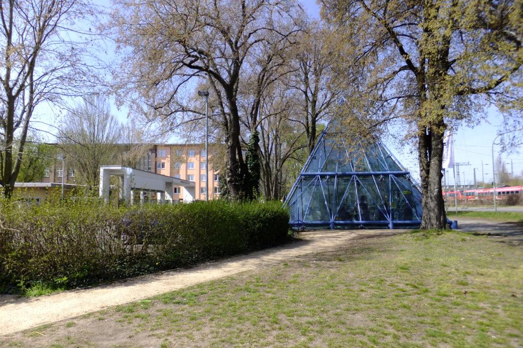MAZ Pyramide in Potsdam